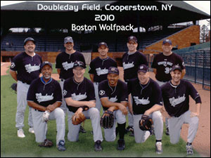 Boston Wolfpack