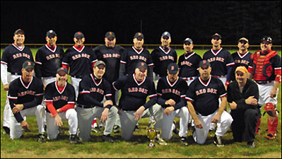 MSBL Metro Red Sox