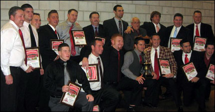 2010 Yawkey League Hall of Fame