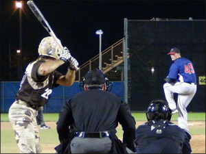 US Military All-Stars Baseball