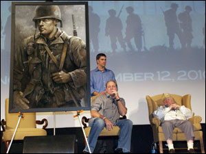 Band of Brothers, Curt Schilling, Brian Fox