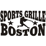 Sports Grille Boston logo
