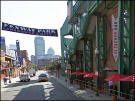Bleacher Bar, Boston