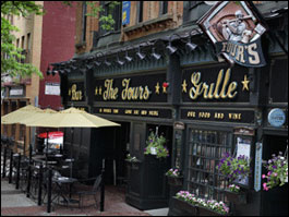 The Fours Grille Boston