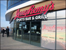 Jerry Remy's Seaport Boston