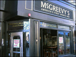 McGreevy's 3rd Base Saloon