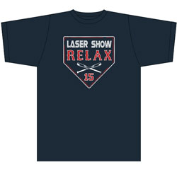Dustin Pedroia - Laser Show, Relax shirt