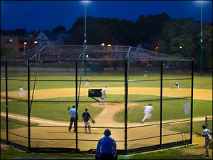 Wakefield Little League, Peter Beck