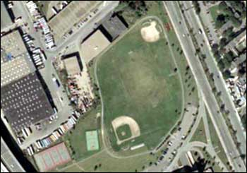 Bunker Hill Community College (BHCC) Field Map