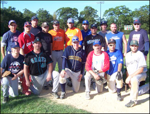 100 Innings of Baseball for ALS, 2011