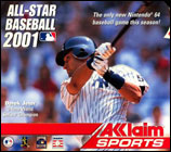All-Star Baseball 2001 (2000)