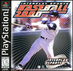Interplay's third PlayStation Baseball 2000 (1999)