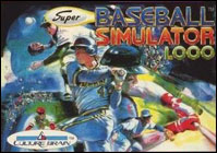 Super Baseball Simulator 1.000 (1991)