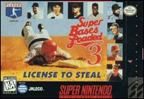 Super Bases Loaded 3: License to Steal (1995)
