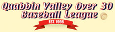 Quabbin Valley Over 30 Baseball